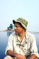 Eric Wikramanayake, Director of Wildlife & Wetlands  © WWF-Hong Kong