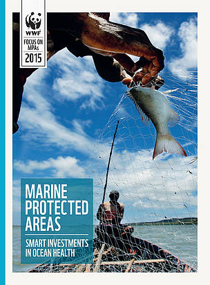 Marine Protected Areas - Smart Investments in Ocean Health(只備英文版本)  © WWF-Hong Kong